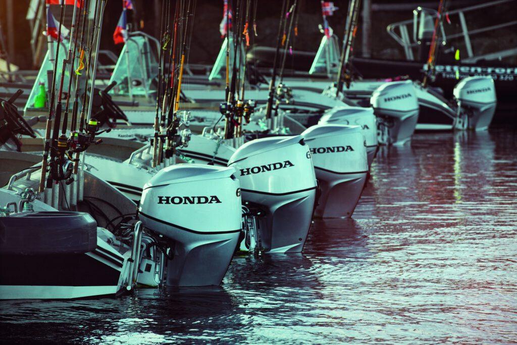silniki zaburtowe Honda